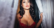 Arianny Celeste enjoys a fun weekend in Las Vegas