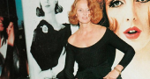 Grace Coddington only wears expensive clothes