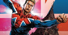 Simon Pegg to play Captain Britain in the Marvel Cinematic Universe?